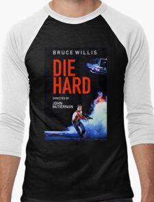 DIE HARD 5 Men's Baseball ¾ T-Shirt