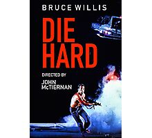 DIE HARD 5 Photographic Print
