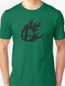 Black Smash Ball T-Shirt