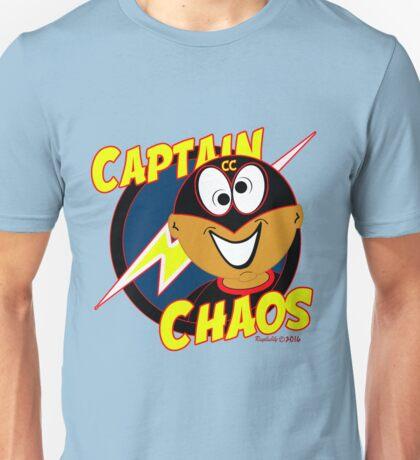 Captain Chaos Unisex T-Shirt