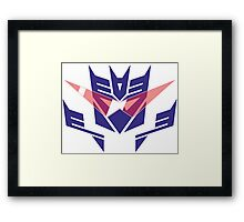 Gurrentron or Deceptilagann Framed Print