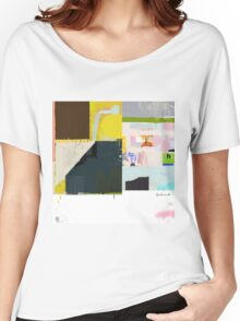Abstract talk 001 Women's Relaxed Fit T-Shirt