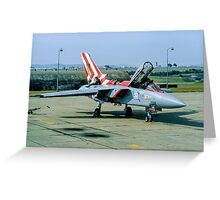 Panavia Tornado F.3 ZE907 Greeting Card