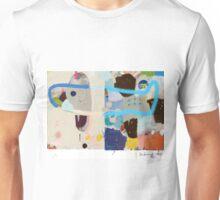 Abstract talk 002 Unisex T-Shirt