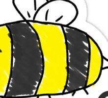 Bee Cool: Colour! Sticker