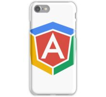 Angular Chrome iPhone Case/Skin