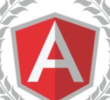Angular Training Sticker
