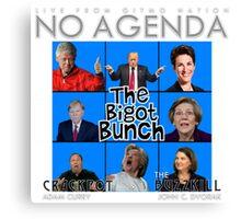 No Agenda Show - Episode 855 - 'Burkini Meanie' - Cover Art Canvas Print