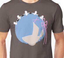 Rem (Re:Zero kara Hajimeru Isekai Seikatsu) Unisex T-Shirt
