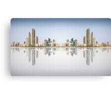 Mirage - Abu Dhabi Canvas Print