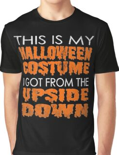 Stranger Things - This is my Halloween Costume I got from the Upside Down  Graphic T-Shirt