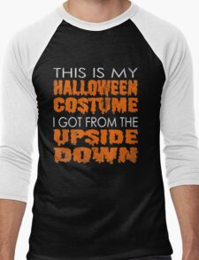 Stranger Things - This is my Halloween Costume I got from the Upside Down  Men's Baseball ¾ T-Shirt