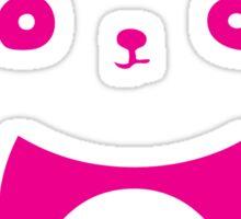 I Am PandiCorn Sticker