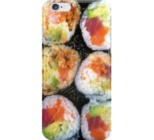 Sushi  iPhone Case/Skin