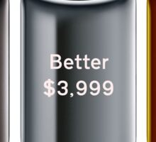 Mac Pro Pricing Sticker