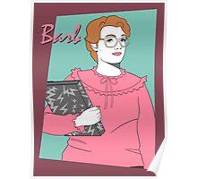 Barb Poster