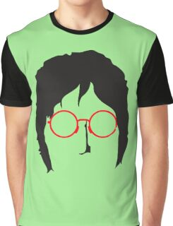 Colours of Lennon Graphic T-Shirt