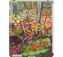 Black Forest Oktober iPad Case/Skin
