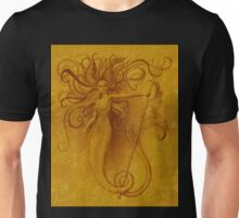 Gold Siren T-Shirt