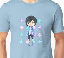 Haruka Nanase + Dolphins Unisex T-Shirt