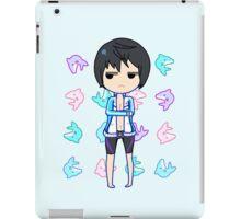 Haruka Nanase + Dolphins iPad Case/Skin