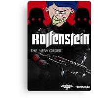 Rolfenstein: The New Order Canvas Print