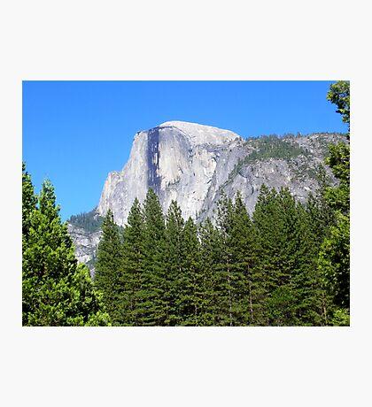 Yosemite Half Dome Photographic Print