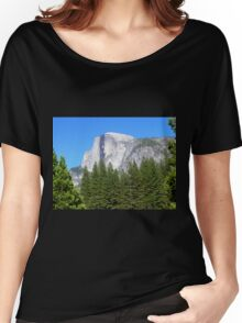 Yosemite Half Dome Women's Relaxed Fit T-Shirt