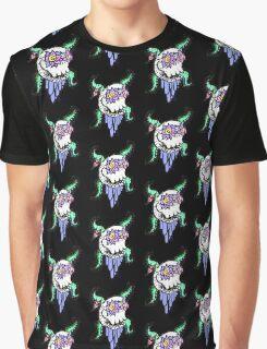 Tentaskull Graphic T-Shirt