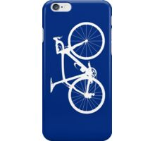 Bike White (Big) iPhone Case/Skin