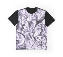 Conscious, Unconscious .. The Infinite Field  Graphic T-Shirt