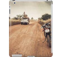 Cambodia Dirt Riding iPad Case/Skin