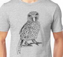 Kakapo - King of the Parrots Unisex T-Shirt