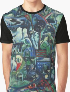 Real, Unreal  Graphic T-Shirt