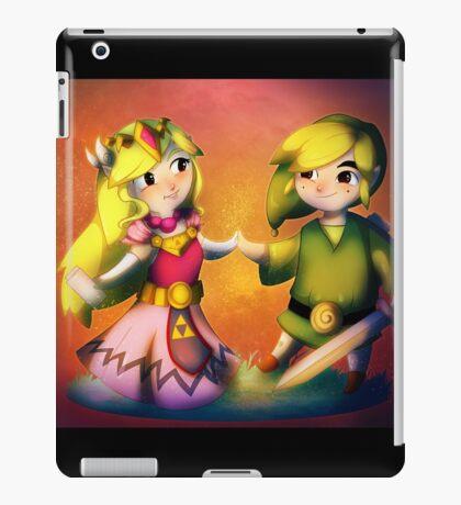 Zelda & Link iPad Case/Skin
