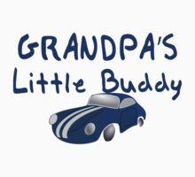 Grandpa's Little Buddy Kids Tee