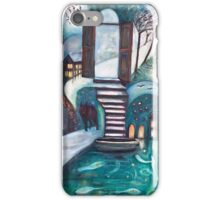 The Path of Infinite Possibilities iPhone Case/Skin