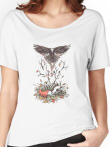 Eternal Sleep T-shirt femme coupe relax
