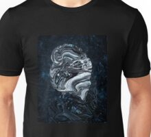 Portrait of a Young Lady as an Expanding Universe Unisex T-Shirt