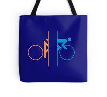 Portal Bike Tote Bag