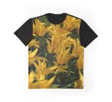 Yellow Tulips .. Graphic T-Shirt