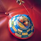 UFO Flying Saucer Toy by mdkgraphics