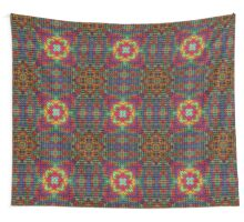 Knitter 1 Wall Tapestry