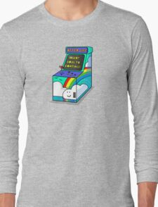 AFTER LIFE its not a game Long Sleeve T-Shirt
