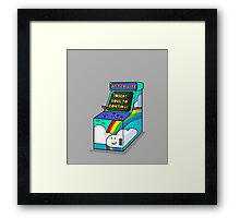 AFTER LIFE its not a game Framed Print