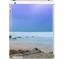 Blue Rush iPad Case/Skin