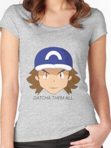 Mystic Team - Pokemon Go Women's Fitted Scoop T-Shirt