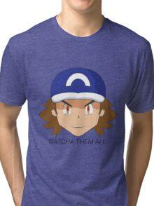 Mystic Team - Pokemon Go Tri-blend T-Shirt