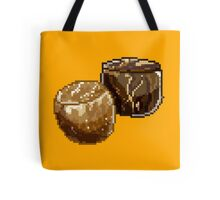 MarshMallow Burnt.  Tote Bag
