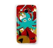 Cyborg Octopus Samsung Galaxy Case/Skin